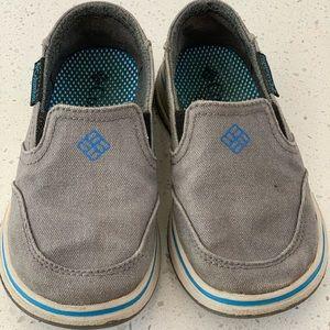 Kids shoe Columbia gray